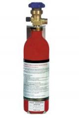 Botella para muestreo de baja presión