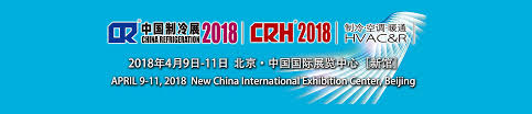China Refrigeration 2018 en Pekín, China